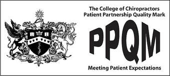 College of chiropractors patient partnership quality mark